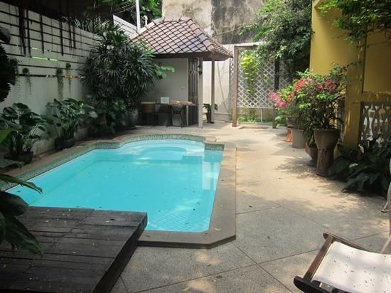 Baan Pra Nond Bed & Breakfast : Kleiner Pool zum Abkühlen