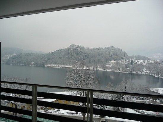 Golf Hotel Bled: Вид на озеро Блед