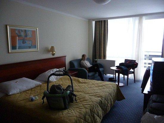 Golf Hotel Bled: номер Dbl