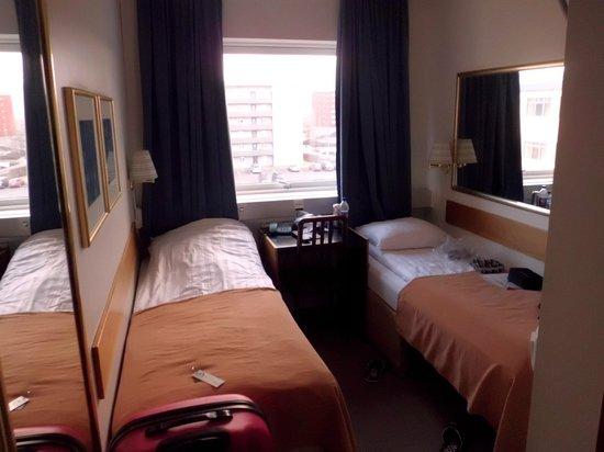 Hotel Cabin: camera da letto