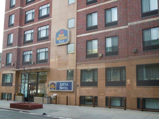 Best Western Plus Arena Hotel : Hotêl