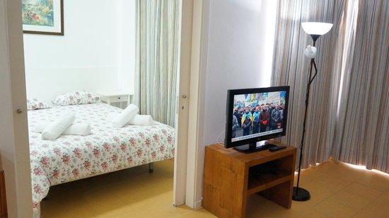 Villa Lovisi: Lovisi Suite 405. Habitación 1