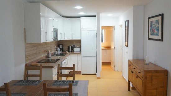 Villa Lovisi: Lovisi Suite 405. Cocina