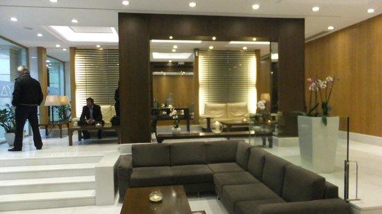 Kydon, The Heart City Hotel: Lobby