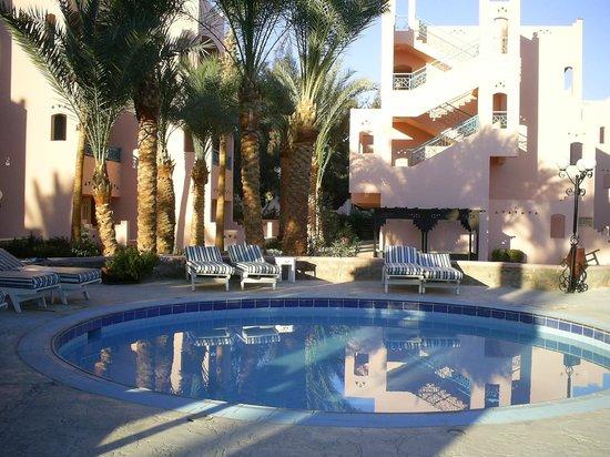 Le Pacha Resort : У бассейна