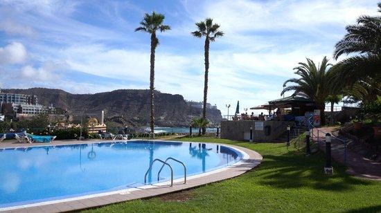 Villa Lovisi: Lovisi Suite 405. Areas exteriores