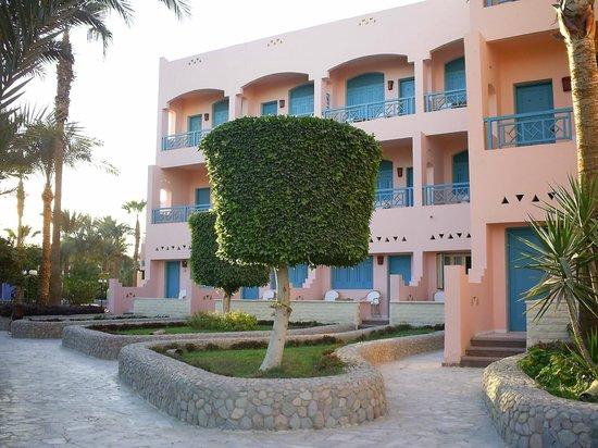 Le Pacha Resort : Один из корпусов