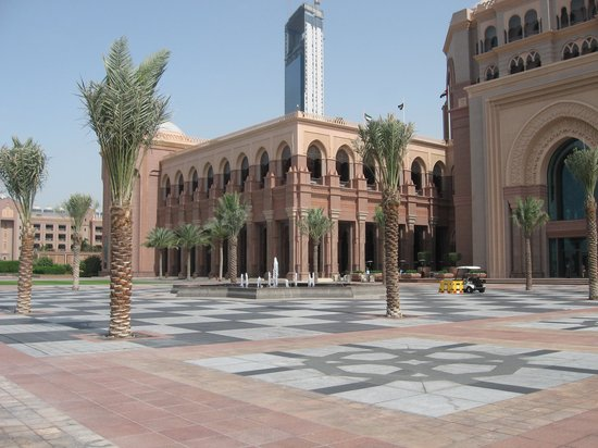 Beach Rotana : The Emirates Palace