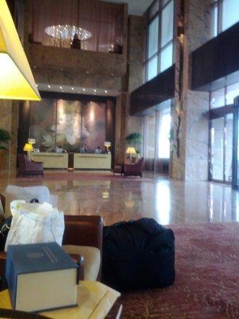 Fairmont Beijing: Lobby