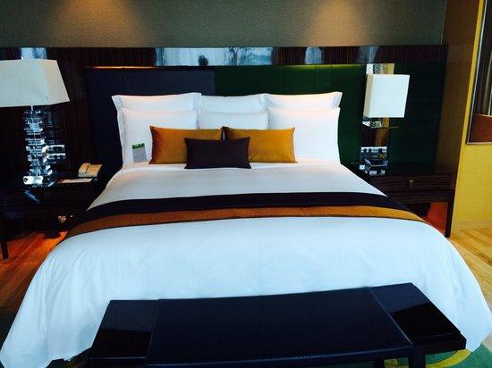 Renaissance Bangkok Ratchaprasong Hotel: Bedroom