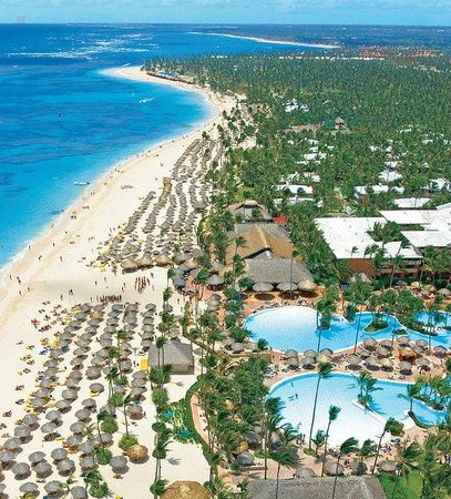 Iberostar Punta Cana: Vista aérea