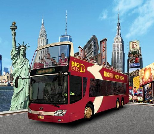 Big Bus Tours New York
