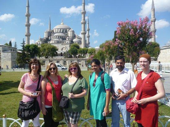 Travel Shop Turkey - Istanbul Day Tours: Istanbul City Tour
