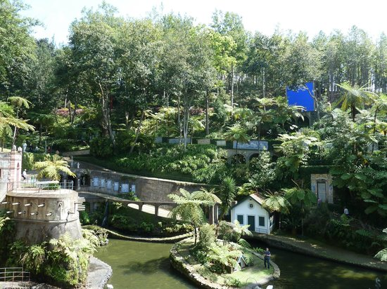 Monte Palace Tropical Garden: Nice gardens, but also a lot of walking and climbing