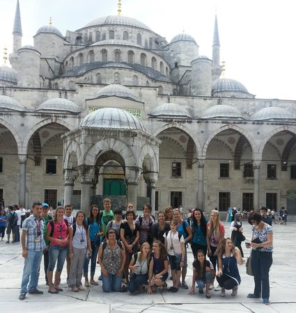 Travel Shop Turkey - Istanbul Day Tours: Itanbul City Tour 2