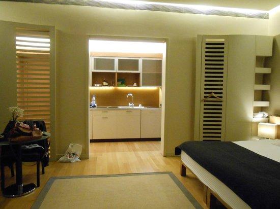 Ansen Suites : Zimmer