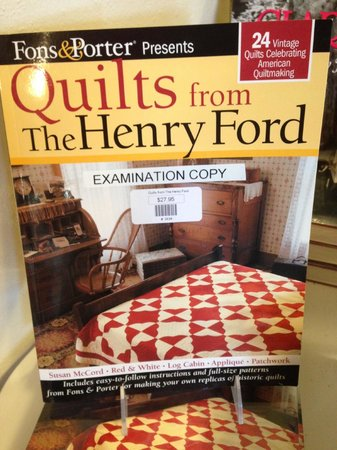 Edison & Ford Winter Estates : A book showing quilts from the Ford Estate