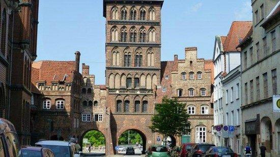 Lübeck Altstadt (Lubeck Oldtown) : Lubeck Altstadt