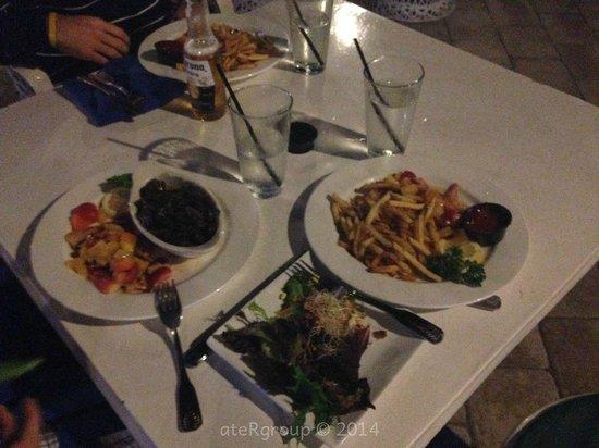 Marker 88 Restaurant: I nostri menù