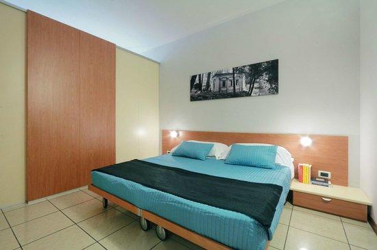 Residence Leopoldo: Premium Studio, Bed Room