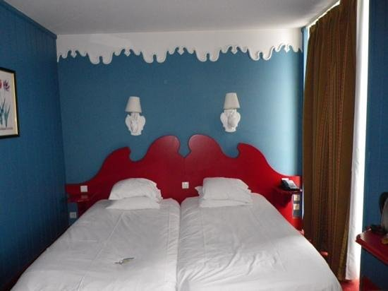 Club Med Chamonix Mont-Blanc: notre chambre au Savoie