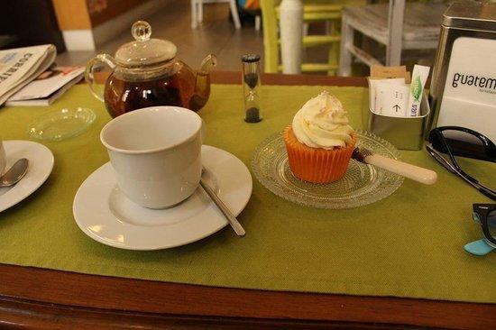 Ginger - Tea & Cakes : cupcake e thè squisiti