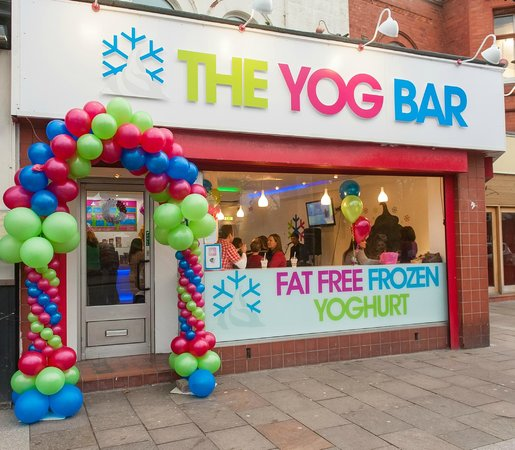 ‪The Yog Bar‬