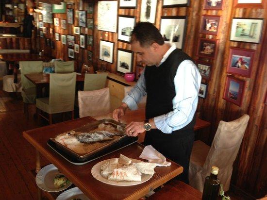 Misko The Oldest Fish Restaurant on Ada Bojana : Ulcinj Misko