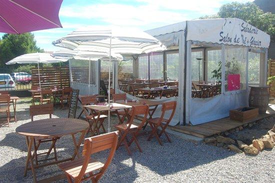 Restaurant La Terrasse Montseret