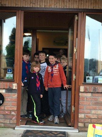 Newgrange Lodge: Happy Cubs