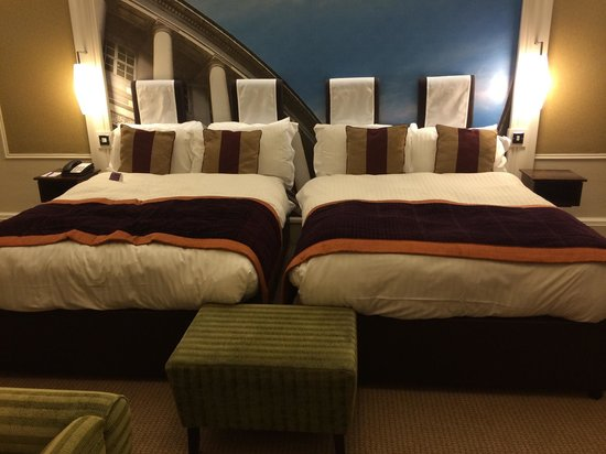 The Midland: So comfy beds