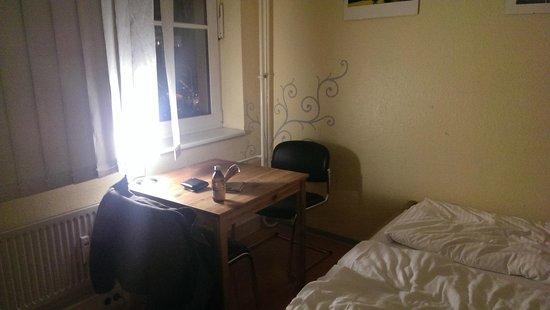 U Inn Berlin Hostel: Double Bed Room