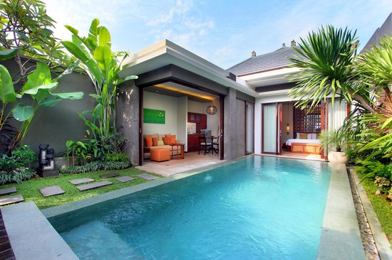Seminyak Icon: One Bedroom Pool Villa