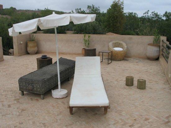 The Capaldi : luxury terrace