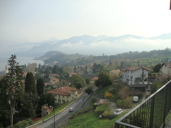 Borgo Le Terrazze: View from our balcony