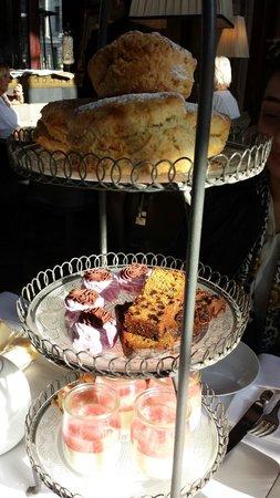 The Gilbert Scott: Classic afternoon tea