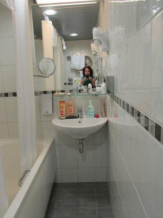 Islande Hotel : Ванная комната
