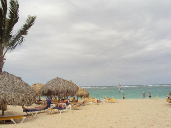 Iberostar Dominicana Hotel: the beach!
