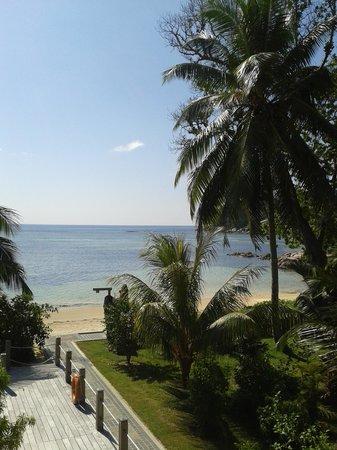 Crown Beach Hotel : Room view 2