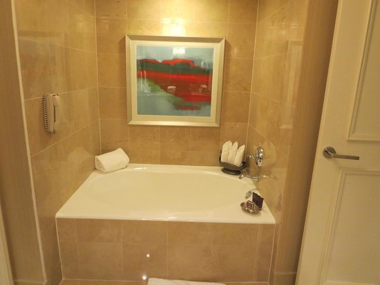 The Ritz-Carlton, Atlanta: Tub