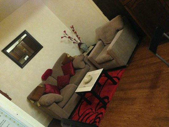 Farley Cottage : Sitting Room
