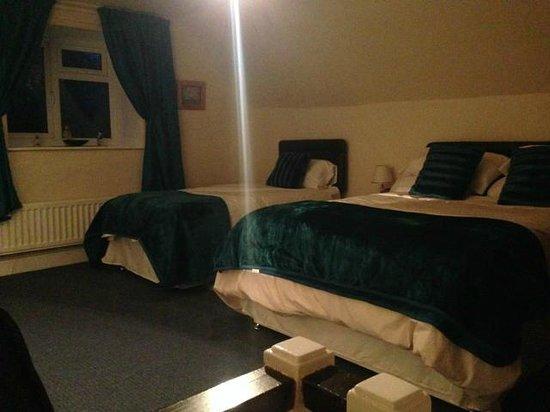 Farley Cottage : Bed Room