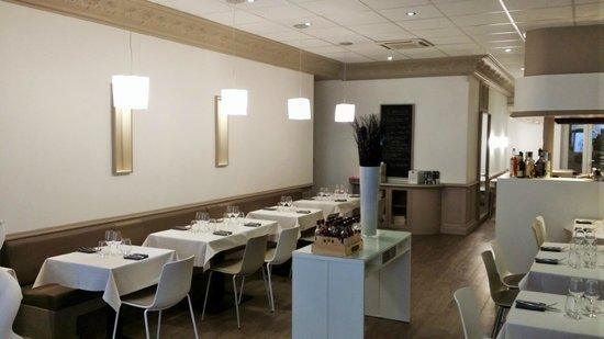 l'Aromat : salle de restaurant