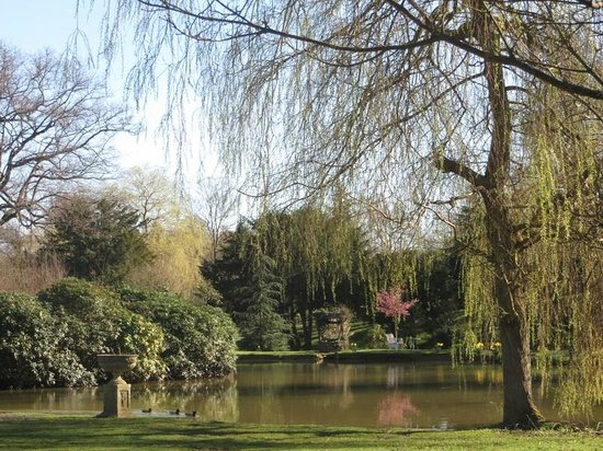 PowderMills Country House Hotel: Grounds