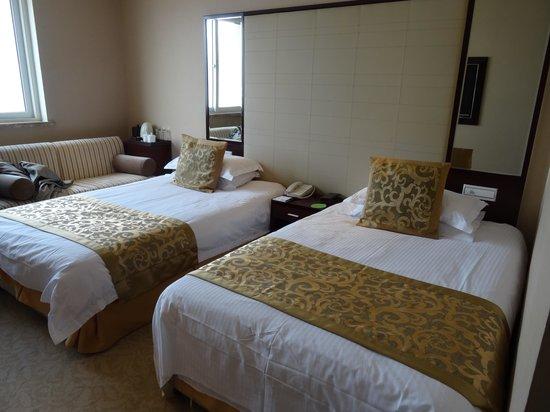 Xingyu Oriental Bund Hotel: Room