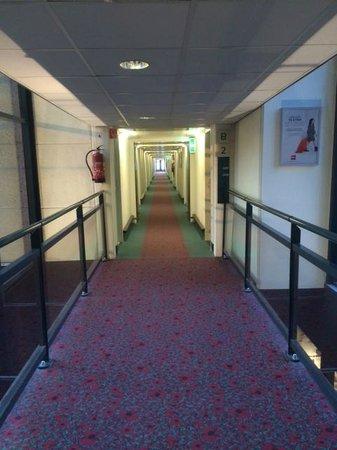 Hotel ibis Amsterdam Airport: Corridor