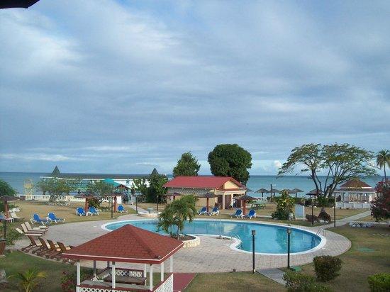 Halcyon Cove by Rex Resorts : Vue de ma chambre
