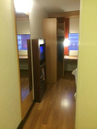 Hotel Ibis Schiphol Amsterdam Airport: Room