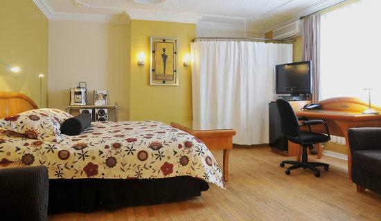 Auberge Le Pomerol : Room 407 - Executive