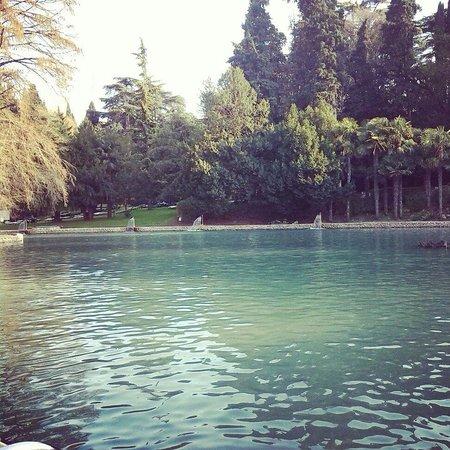 Parco Termale del Garda: Lago Termale_Villa dei Cedri